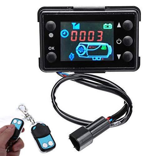 Auto Luft Diesel Heizung Standheizung LCD Fernbedienung Schalter Off Parksteuerung Fernbedienung mit 4 Tasten