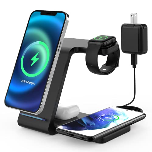 Charging Station For Multiple Apple Products