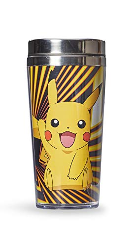 Pokemon Pikachu 16oz Travel Mug