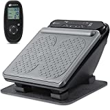 Kanff Foot Massager Machine, Vibration Foot & Calf Massager with 30 Speed for Blood Circulation and Stress Relief, Eases Plantar Fasciitis, Neuropathy