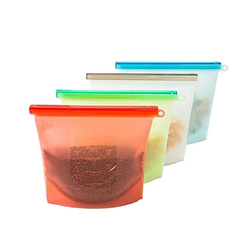Reusable Silicone Food Bag