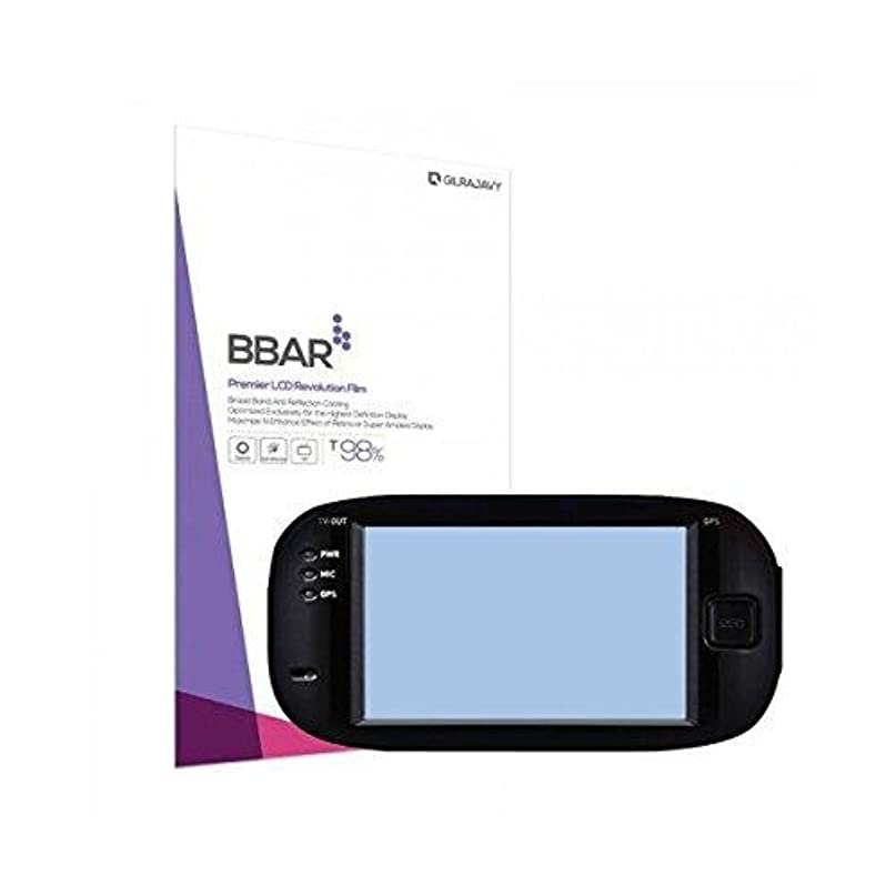 生まれケープコントロール新しいgilrajavy BBAR caidrox cd6000?HDクリアスクリーンガードアンチ反射保護