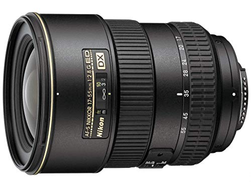 Nikon AF-S DX Zoom-NIKKOR 17-55mm f/2.8G IF-ED Lens for Nikon DSLR Digital Cameras - (Japan Import)