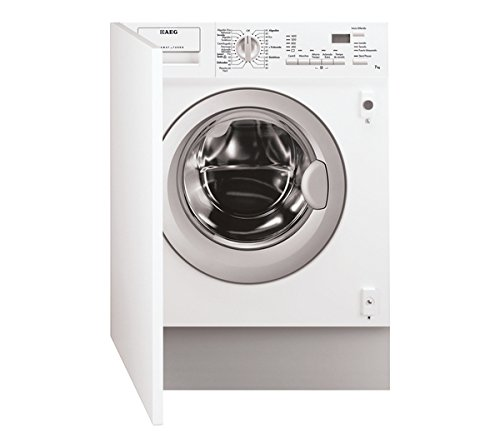 AEG L61470WDBI 7kg Wash 4kg Dry Integrated Washer Dryer