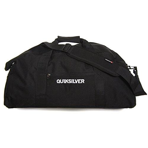 Quiksilver Bolsa de Viaje, X3, Taglia Unica, Negro Negro, KGMBA381