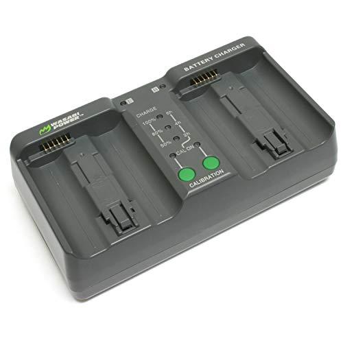 Wasabi Power Dual Battery Charger for Nikon EN-EL18, EN-EL18a, EN-EL18b, EN-EL18c, MH-26, MH-26aAK