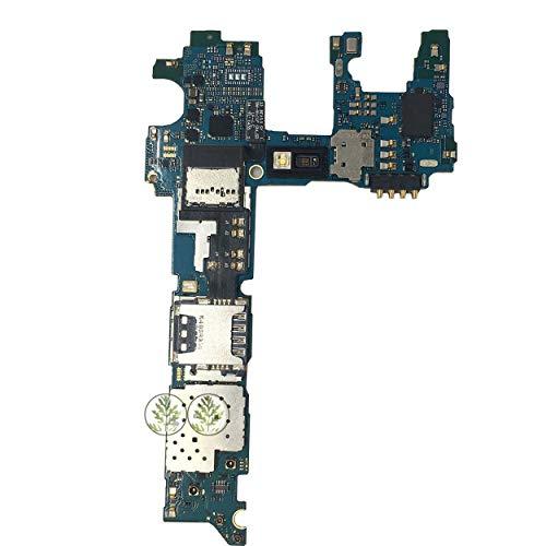 Losenlli Placa base principal original para Samsung Galaxy Note 4 N910F 32GB Desbloqueado Reemplazo de Europa