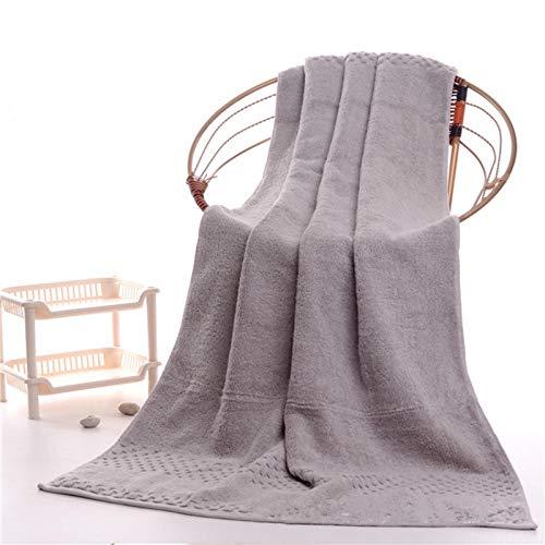 ShZyywrl Toallas De Baño De Secado Rápido Suaves Y Transpirables Toallas De Baño De Algodón De Lujo De 90 * 180 Cm 900G para Adul