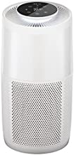 Instant Air Purifier, Helps remove 99.9% of viruses (COVID-19), bacteria, allergens, smoke; advanced 3-in-1 HEPA-13 filtration with plasma ion technology, Large Room, Pearl