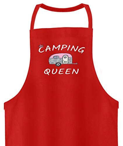 Nukular Hochwertige Grillschürze - Camping Queen