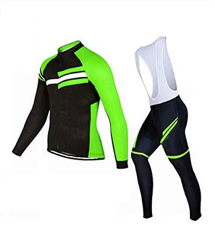 Pantalon/Culote Bicicleta Para Mtb Ciclista Bici,Trajes Ciclismo Invierno Para Hombres, Ropa Ciclismo...