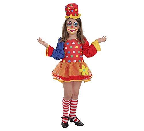 Disfraz Infantil De Payaso Marca LLOPIS