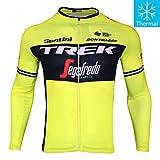 Thriller Rider Sports MTB Vélo de Montagne Vêtements 2019 Homme MN9023E Maillot de Cycliste Veste Hiver Thermique...