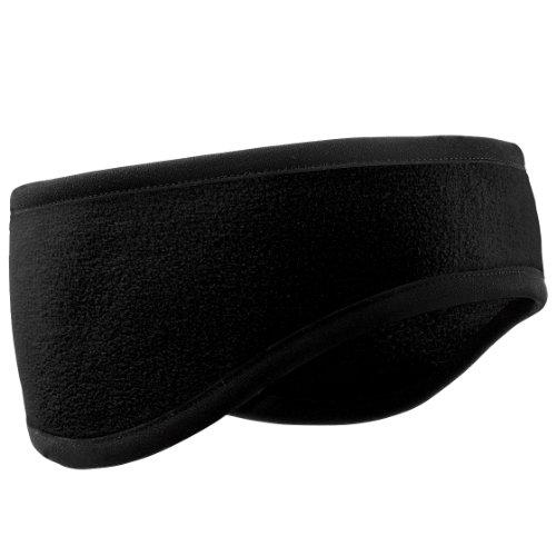 Beechfield Suprafleece Aspen ™ Stirnband Schwarz S/M