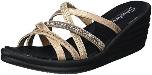 Skechers vrouwen 31777 Open teen sandalen