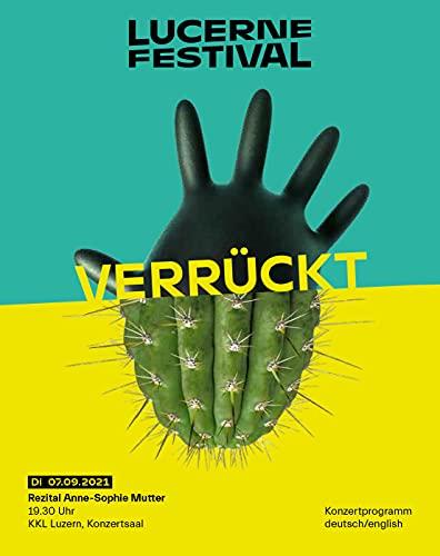 Lucerne Festival - Konzertprogramm zum Rezital Anne-Sophie Mutter, Sommer-Festival 2021: Anne-Sophie Mutter   Lambert Orkis