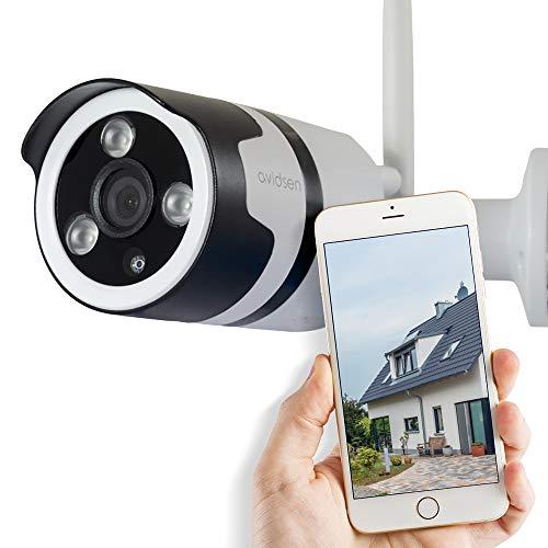 Avidsen WLAN-Webcam, kabellos