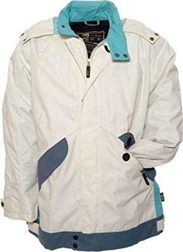 Veste de Pluie Fresh Unisex Blanc Taille XXL - XXL