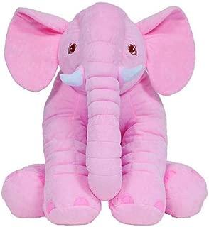 Almofada Buba Elefante Gigante - Rosa