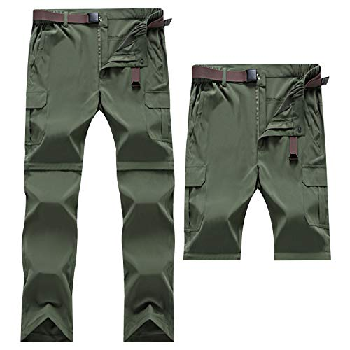 SUKUTU Pantaloni Foderati in Pile Impermeabile Soft Shell da Uomo Pantaloni da Arrampicata Leggeri e Traspiranti ad Asciugatura Rapida