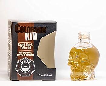 GIBS Grooming Colorado Kid Hair Beard & Tattoo Oil 1 Fl Oz