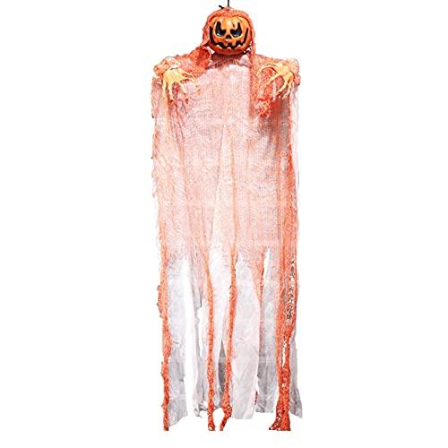 sdfsa Fantasmas De Halloween Colgando Decoración Fantasma Colgante Fantasmas Colgantes De Halloween Halloween Colgante Fantasma Decoración Calavera Vistiendo Accesorios para Habitaciones Secretas