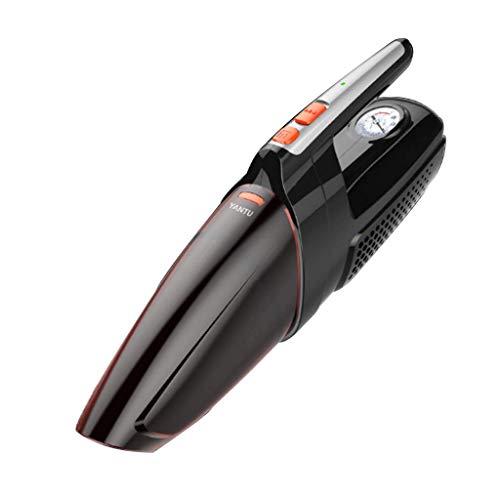 Pyrojewel Vacuum Cleaner coche, portátil DC 12V fuerte succión ciclónico seco mojado de Alto Poder Bajo Ruido PAFH filtro limpio del coche del pelo del animal doméstico