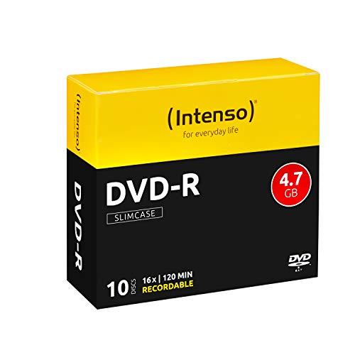 Intenso DVD-R Rohlinge 4,7 GB 16...