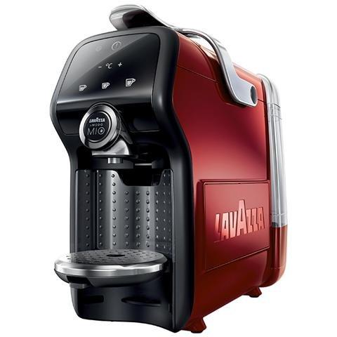 LAVAZZA MAGIA RED Magia Rubin Red A Modo Mio Macchina da Caffè Espresso Automatica Serbatoio 0.85 Litro Potenza 1200 Watt