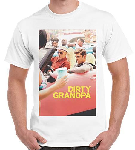 Mcp Fashion Dirty Grandpa Pink Car, Cooler Spruch, Slogan, lustiges Design, Geschenkidee