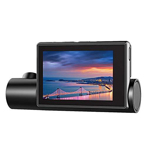 Grabador de conducción panorámica de 360 grados, navegación GPS inalámbrica, visión nocturna de alta definición, control inteligente de la mini aplicación móvil, disparo de alta definición 4K, image
