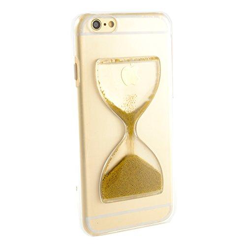 Sanduhr Telefon Fall (Gold)