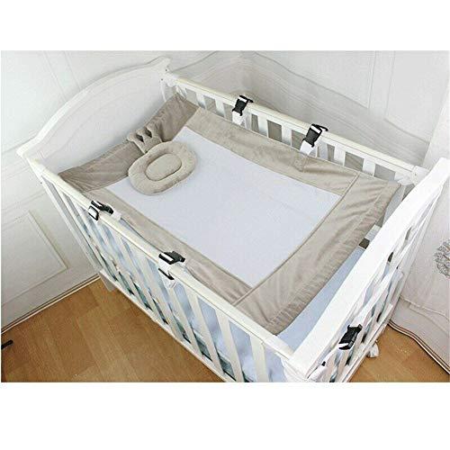 i4t.AIX Baby Crib Portable Hammock For A Newborn Newborn Sleeping Hammock Cot Crib Elast