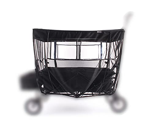Mosquito Net for Kid's Wagon Bug Cover Insect Netting for Baby