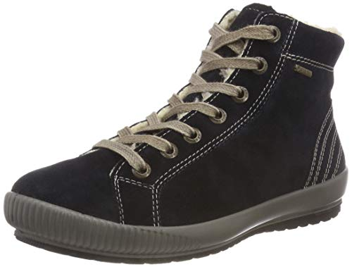 Legero Tanaro, Damen High-Top Sneaker, Blau (Pacific 80), 42.5 EU (8.5 UK)