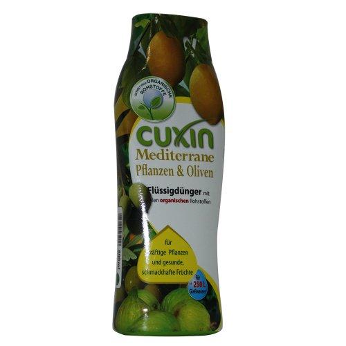 Cuxin Flüssigdünger für mediterrane Pflanzen, 800 ml