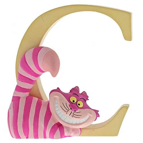 """Enchanting Disney , Figura de Gato Cheshire """"C"""" Alicia en el País de las Maravillas, Para coleccionar, Home Deco, Enesco"""