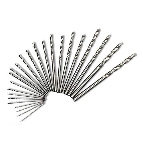 Drill Bit Set for Wood HSS Drill Bits Set High Speed Steel Drilling Bits Woodworking Tool