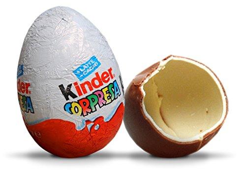 Ovetto di cioccolato Kinder con sorpresa
