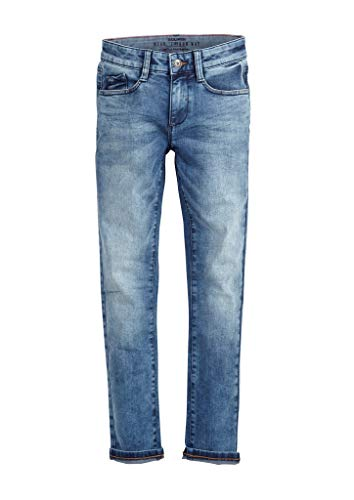 s.Oliver Jungen Slim Fit: Skinny leg-Denim blue stretched den 158.SLIM
