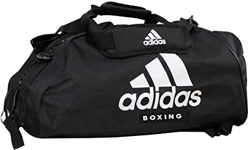 Sportbag Boxing - Bolsa de deporte (talla L), color negro