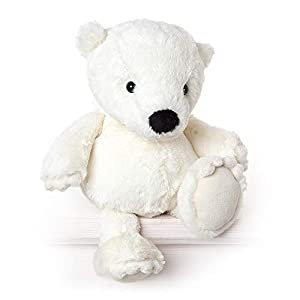All Creatures Archie The Polar Bear Soft Toy, Medium from Carte Blanche Greetings Ltd