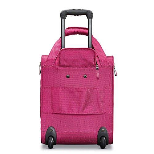 Samsonite Upright Wheeled Carry-On Underseater, Fresh Pink, Large