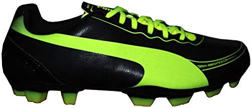 Puma fußballschuhe Evospeed 5.2 FG junior schwarz/gelb Größe 37