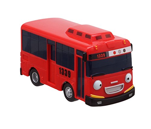 The Little Bus Tayo – GANI, Pull-back Motor Toy