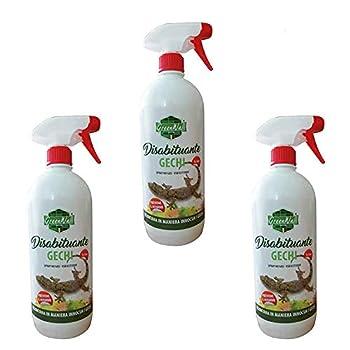 GreenWall Désinfectant répulsif anti-gènes et reptiles en spray 3 l