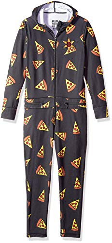 AIRBLASTER Youth Hooded Outdoor Base Layer Ninja Suit, Unisex, AB17KNJ1_002, Pizza, xs