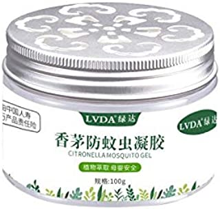 Fmystery Natural Anti-mosquito Gel,Indoor Mosquito Repellent Baby Pregnant Women Home Tasteless Mosquito Citronella Anti-m...