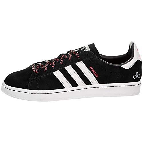 Joseph Banks Goteo Incitar  adidas Mens Campus Casual Sneakers, Grey- Buy Online in Belize at Desertcart