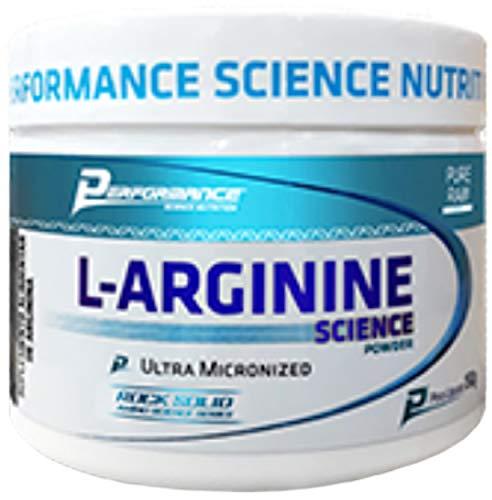 L Arginina Arginine Science Powder Ultra Micronizada Performance Nutrition 150 g